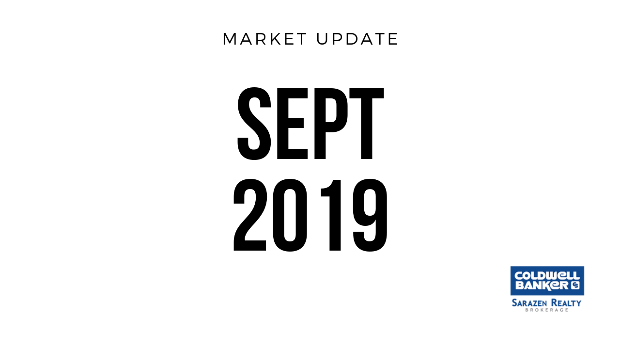 Market Update: Sept 2019